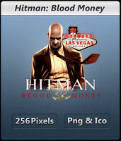Hitman Blood Money - Icon by Crussong