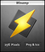 Winamp - Icon by Crussong