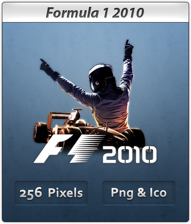 Formula 1 2010 - Icon by Crussong on DeviantArt