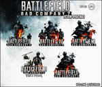 Battlefield BC2 - Icon-Pack 2