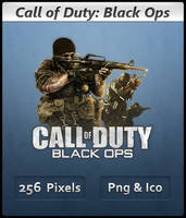 Call of Duty Black Ops - Icon3 by Crussong