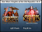 Star Wars KotOR - Icon Pack