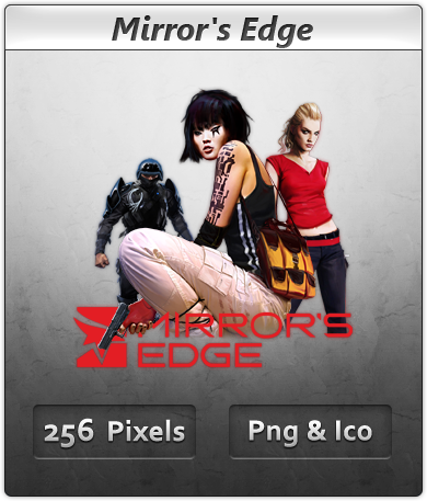 Mirrors Edge - Icon by Crussong