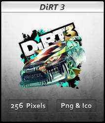 DiRT 3 - Icon 2 by Crussong