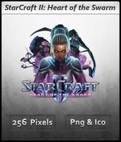 SC2 Heart of the Swarm - Icon by Crussong