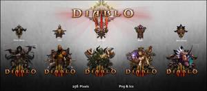 Diablo III - Icon Pack