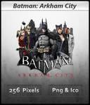 Batman Arkham City - Icon 4