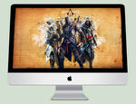 Assassins Creed III - Wallpaper