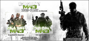 Call of Duty Modern Warfare 3 - Game Icon PACK