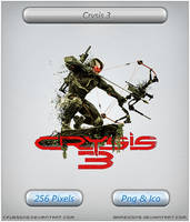 Crysis 3 - Icon 2 by Crussong