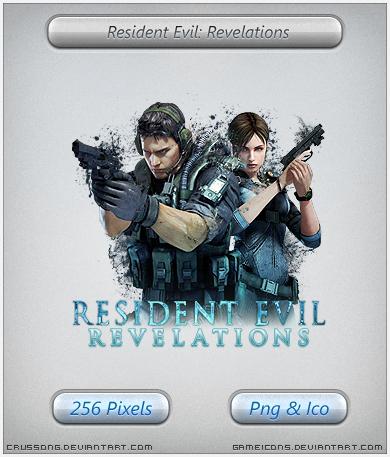 Resident Evil Revelations - Icon