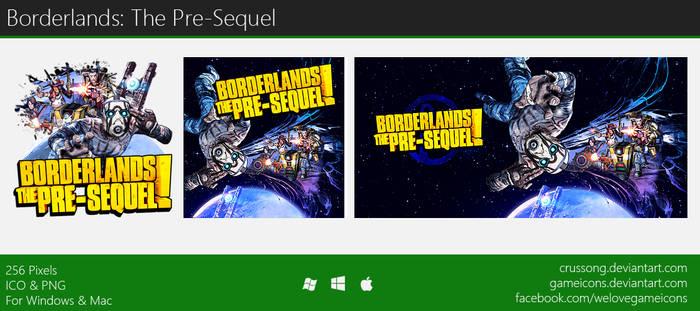 Borderlands: The Pre-Sequel - Icon