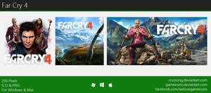 Far Cry 4 - Icon 2 by Crussong
