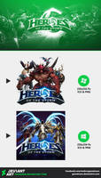 Heroes of the Storm - Icon