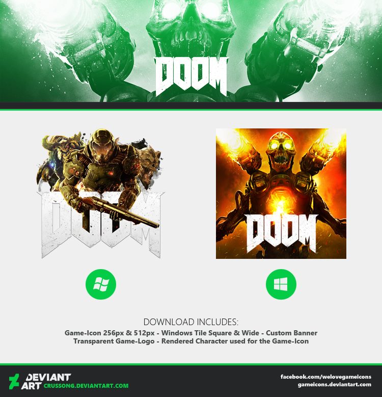 Doom Mac: Doom 3 Icon By Zahnib On DeviantArt – Gala Bakken