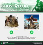 Ghost Recon Wildlands - Icon + Media