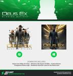 Deus Ex: Mankind Divided - Icon 2 + Media