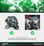 Gears of War 4 - Icon2 + Media