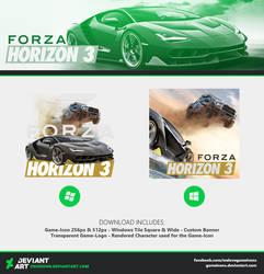Forza Horizon 3 - Icon