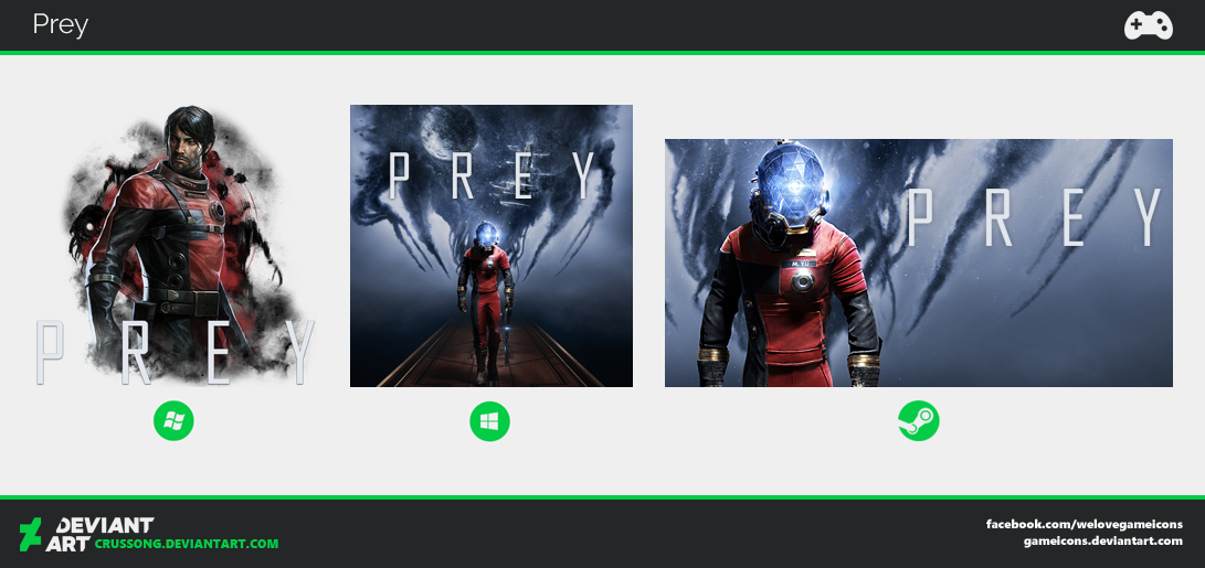 Prey - Icon by Crussong