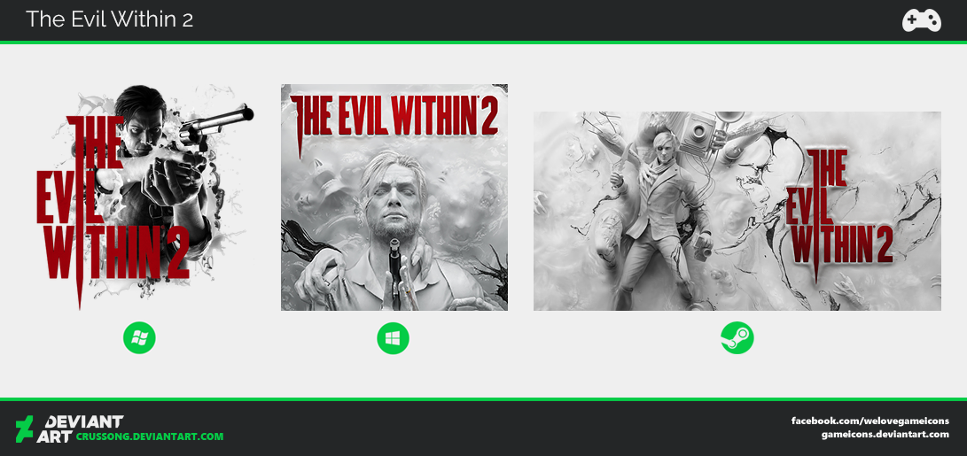 The Evil Within 2 - Icon by Crussong