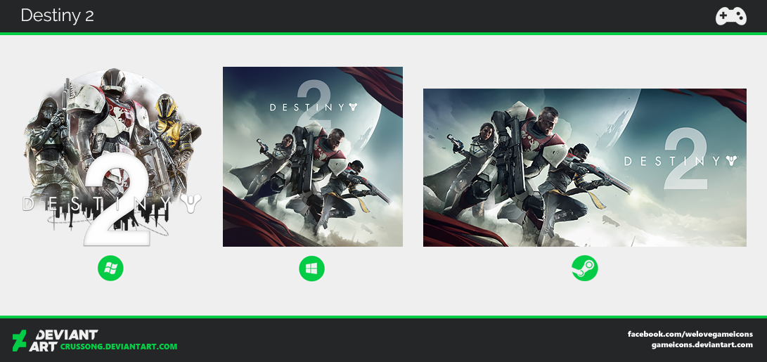 Destiny 2 - Icon by Crussong on DeviantArt