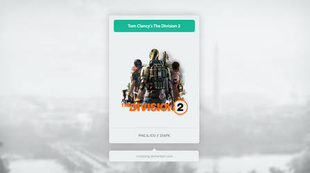 The Division 2 - Icon by Crussong