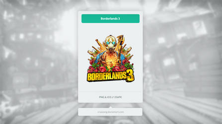 Borderlands 3 - Icon by Crussong
