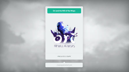 Ori and the Will of the Wisps - Icon by Crussong