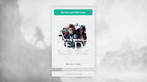 Star Wars - Jedi: Fallen Order - Icon