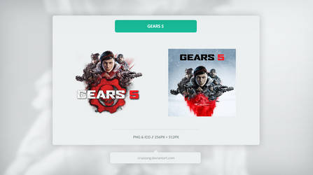 Gears 5 - Icon