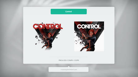 Control - Icon by Crussong