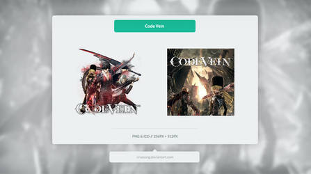 Code Vein - Icon by Crussong