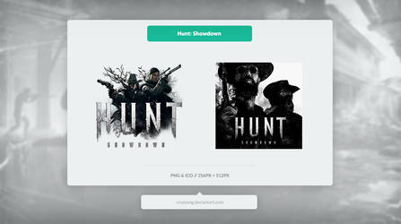 HUNT Showdown - Icon