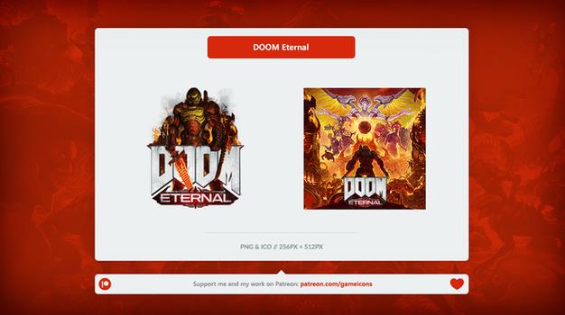 DOOM Eternal - Icon 2