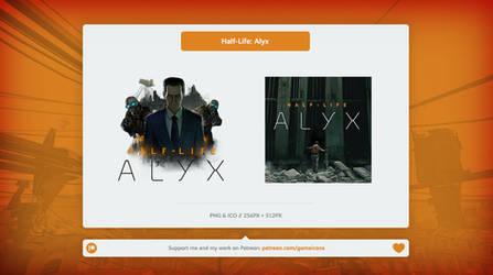 Half-Life: Alyx - Icon