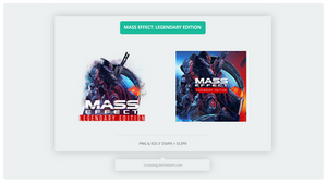 Mass Effect: Legendary Edition - Icon