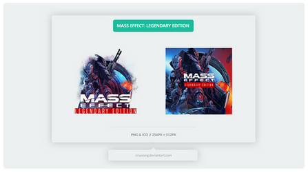 Mass Effect: Legendary Edition - Icon