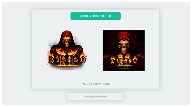 Diablo II: Resurrected - Icon