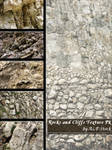 Rocks and Cliffs Textures PK