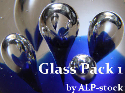 Glass Pack 01 by ALP-Stock
