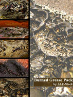 Burned Grease Pack by ALP-Stock