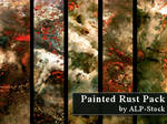 Painted Rust Pack