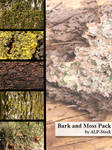 Bark and Moss Pack