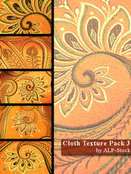 Cloth Texture Pack 3 by ALP-Stock