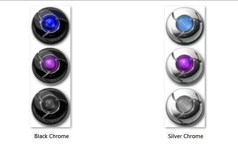 Google Chrome Orbs by deeprana94