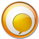 Adium Quarks Sphere Icon by InterestingJohn