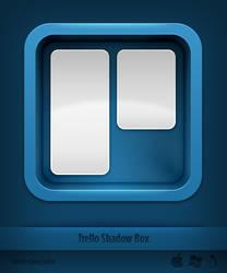 Trello Shadow Box Icon by InterestingJohn
