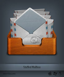 Stuffed Mailbox by InterestingJohn