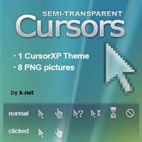 Semi-transparent Cursors by k-net